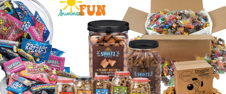 Got Snax?  Summer Snacks that Travel with You!